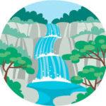 初夏の袋田の滝で納涼観瀑を楽しんで心身共にリフレッシュ
